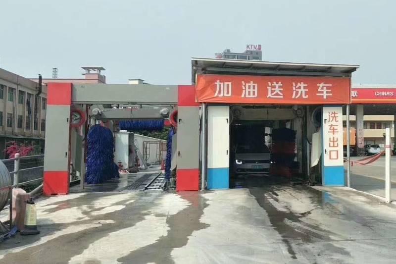 广东省东莞市隧道式九刷第二台