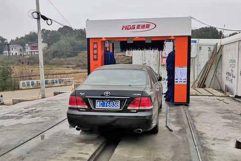 湖南省湘潭市加油站安装案例