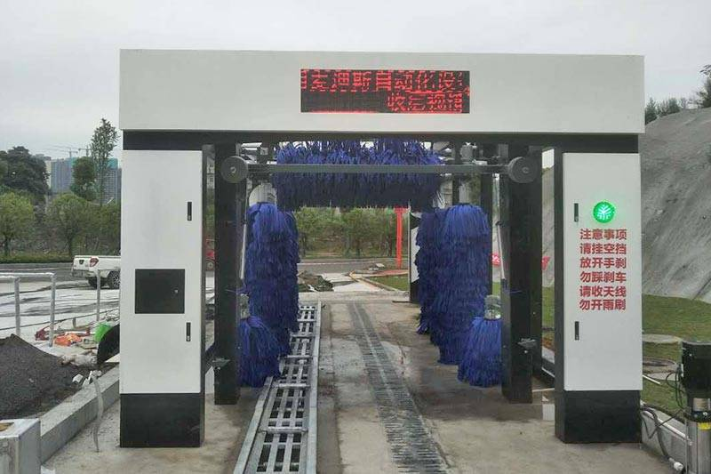 贵州遵义中国石化安装案例