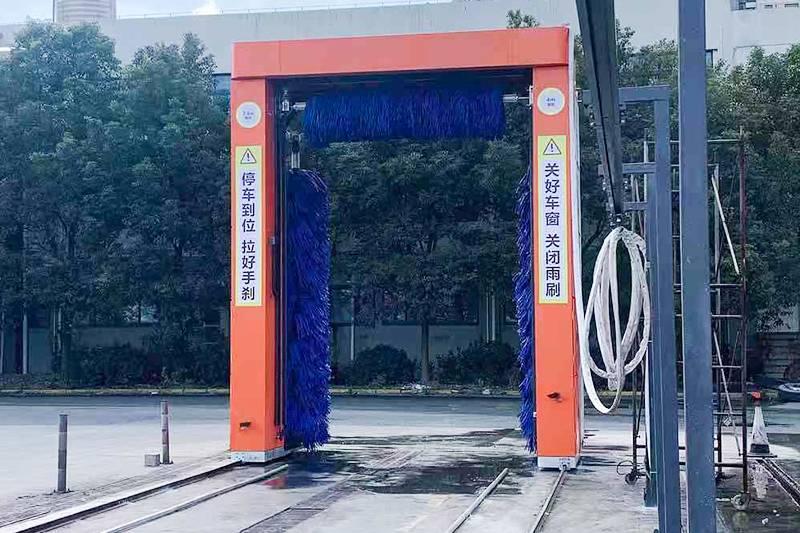 江苏启动飞鹤公交集团安装案例