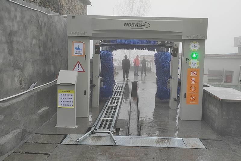 湖北省恩施市红土加油站安装案例
